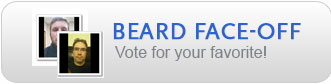 Beards Face-off